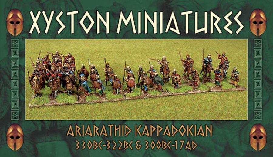 Kappadokian 330BC-322BC & 300BC-17AD