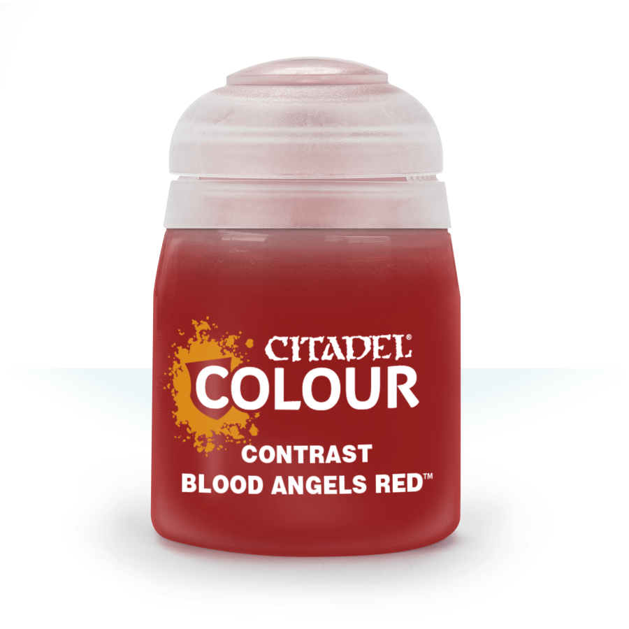 Contrast: Blood Angels Red