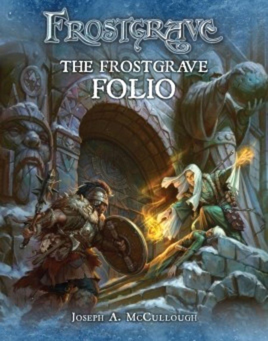 Frostgrave - The Frostgrave Folio