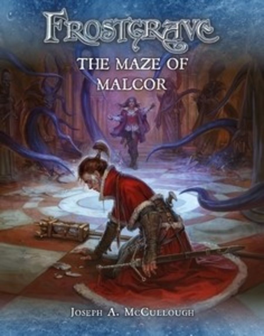Frostgrave - The Maze of Malcor