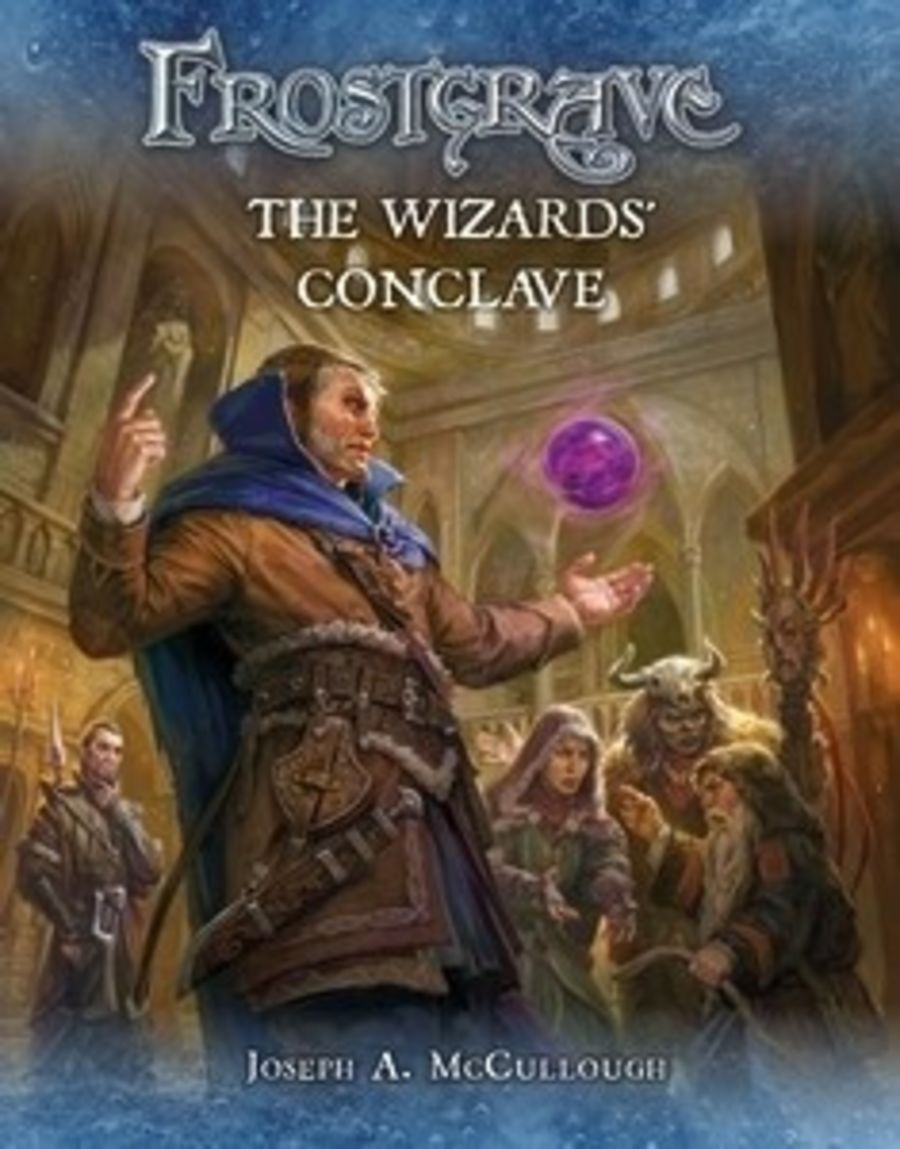 Frostgrave - The Wizards' Conclave