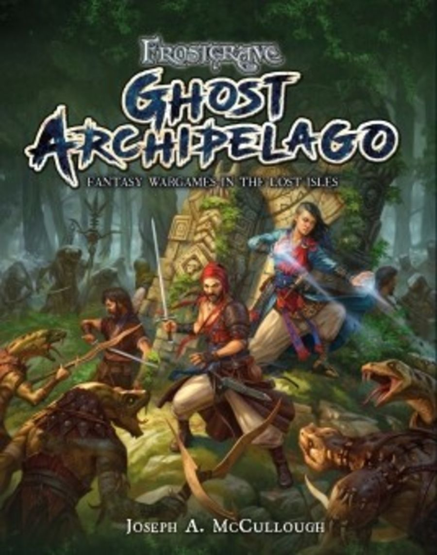 Frostgrave: Ghost Archipelago Core Rules