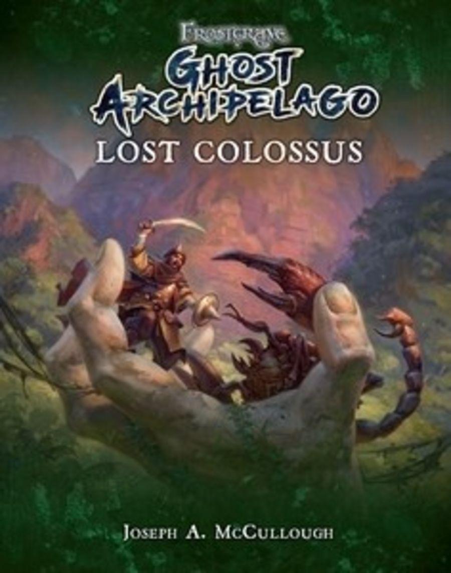 Frostgrave: Ghost Archipelago - Lost Colossus