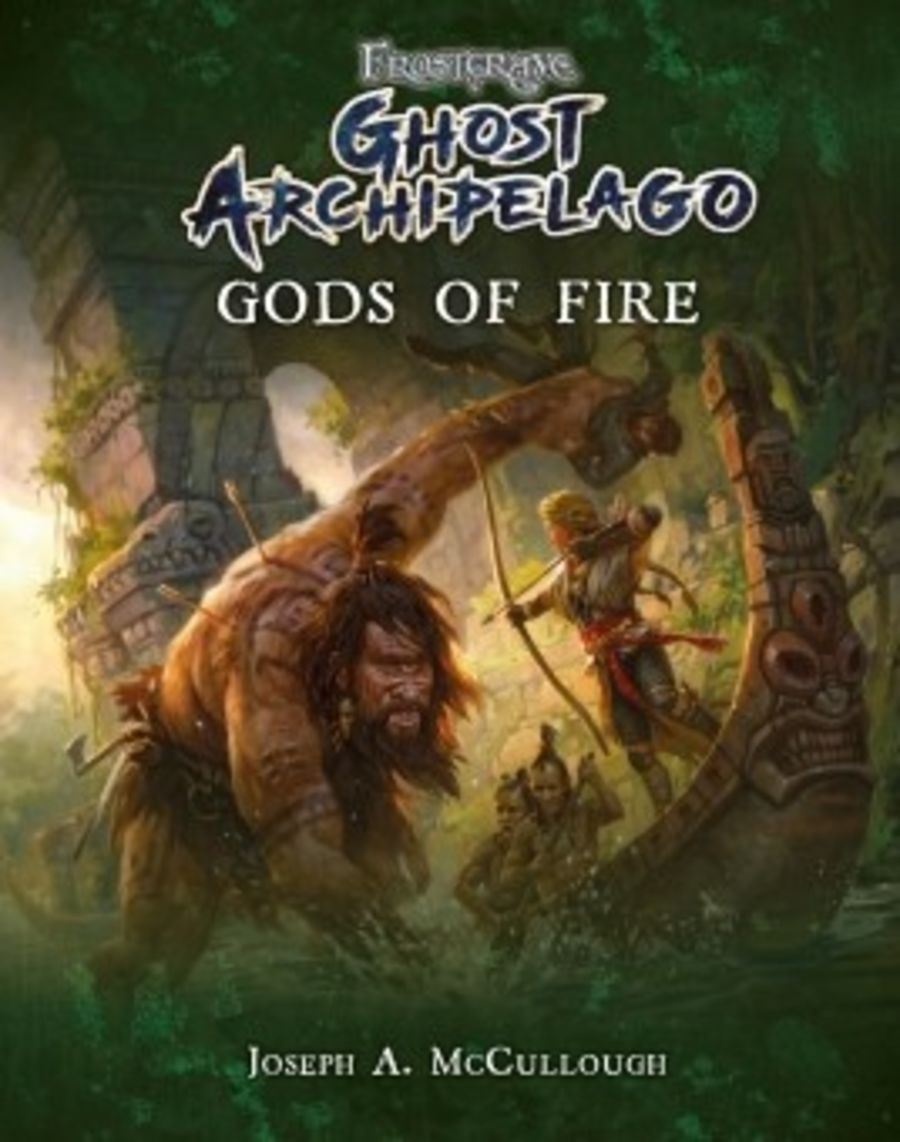 Frostgrave: Ghost Archipelago - Gods of Fire