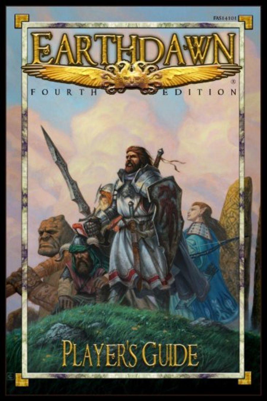Earthdawn Player's Guide 4th Ed
