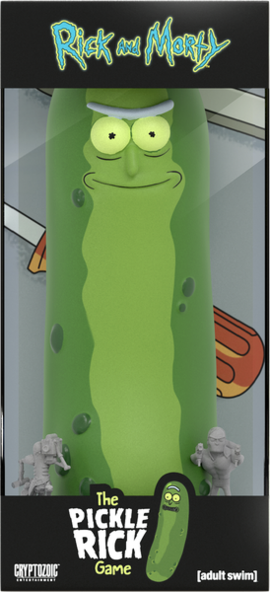 Rick and Morty The Pickle Rick