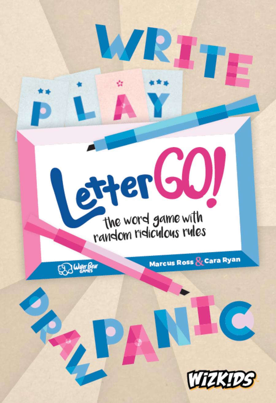 Letter Go!