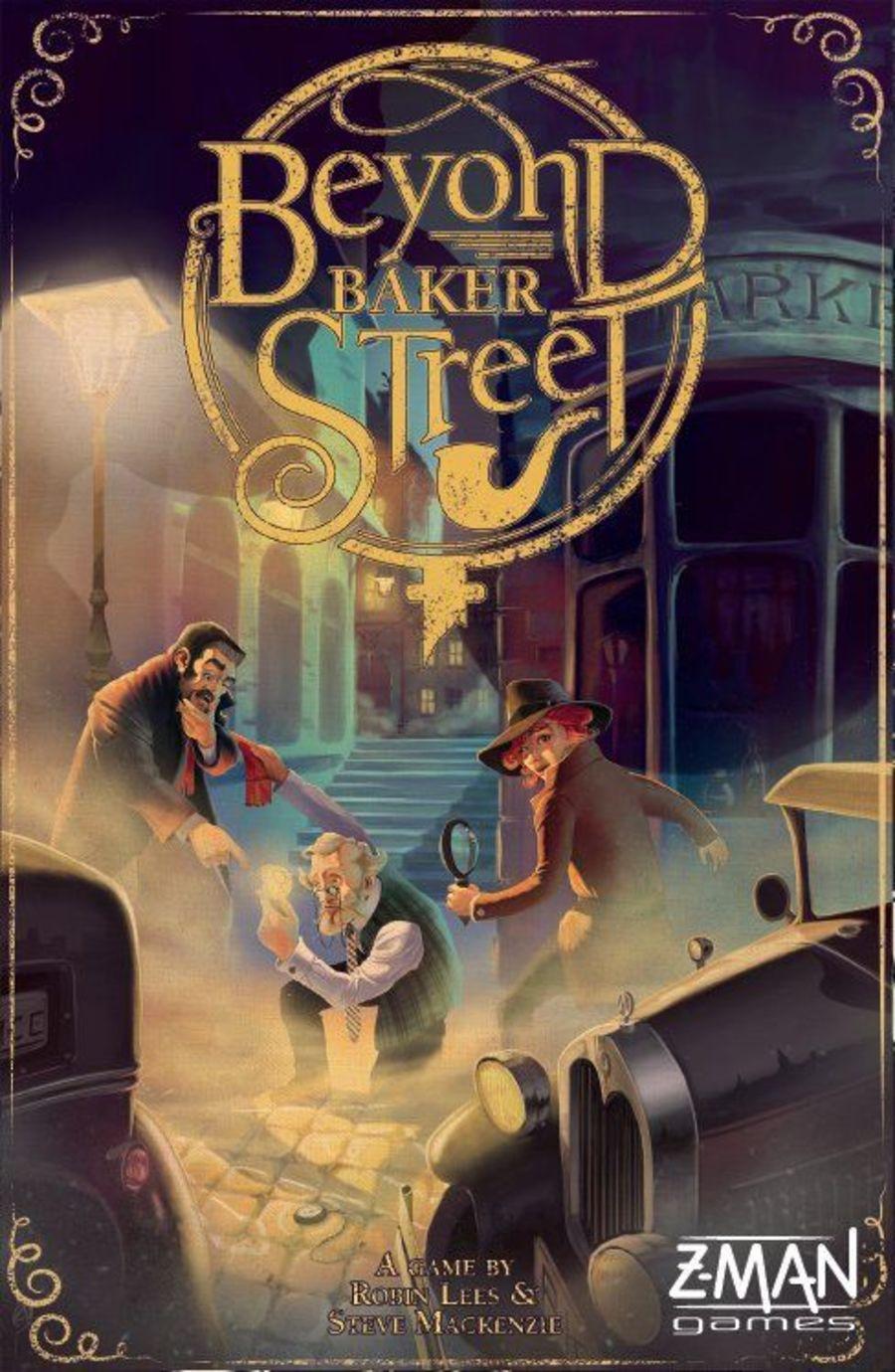Beyond Baker Street