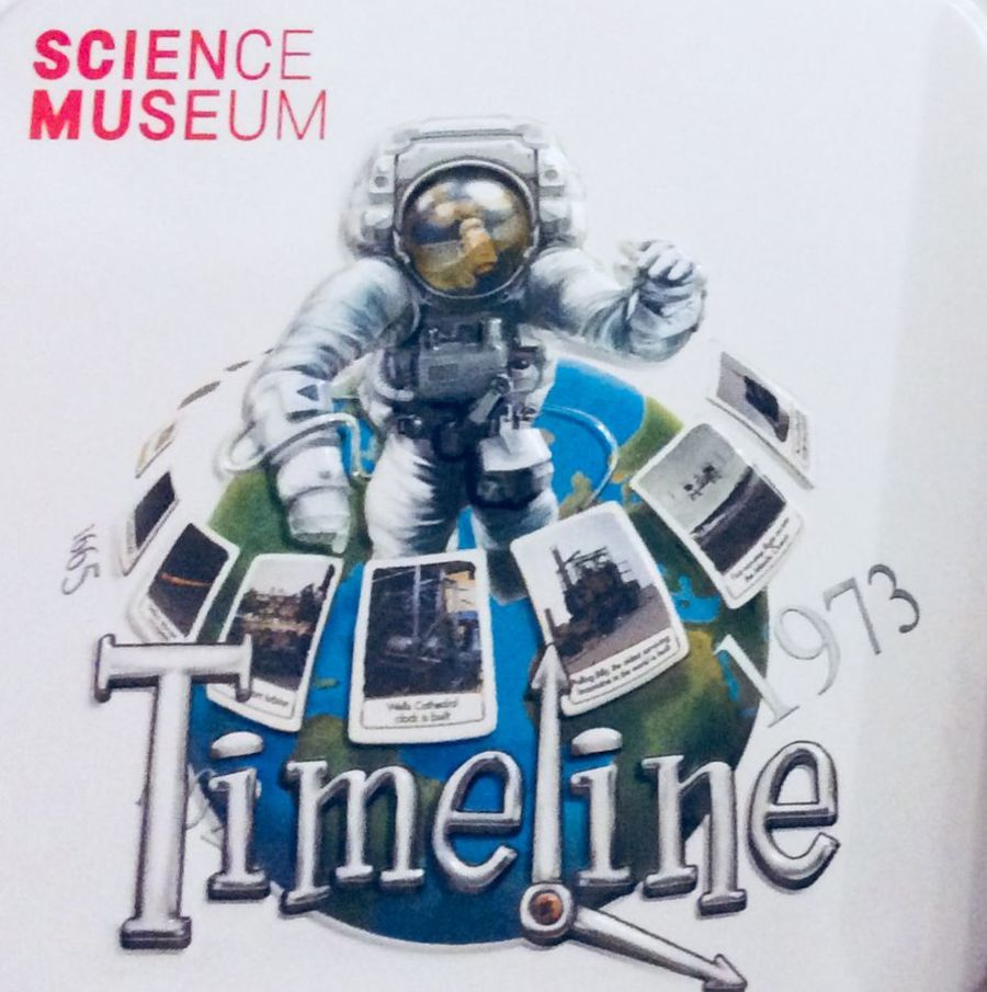 Timeline Science Museum