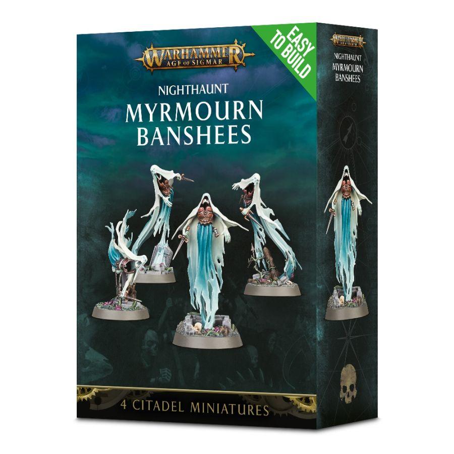 ETB: Nighthaunt Myrmourn Banshees