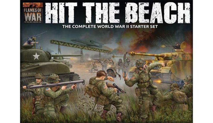 Hit The Beach [Flames of War]