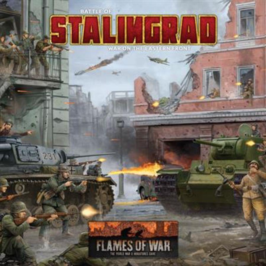 Battle of Stalingrad [Flames of War]