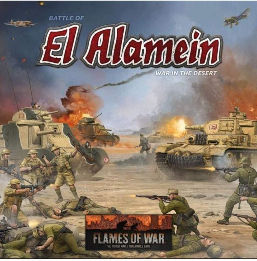 El Alamein [Flames of War]