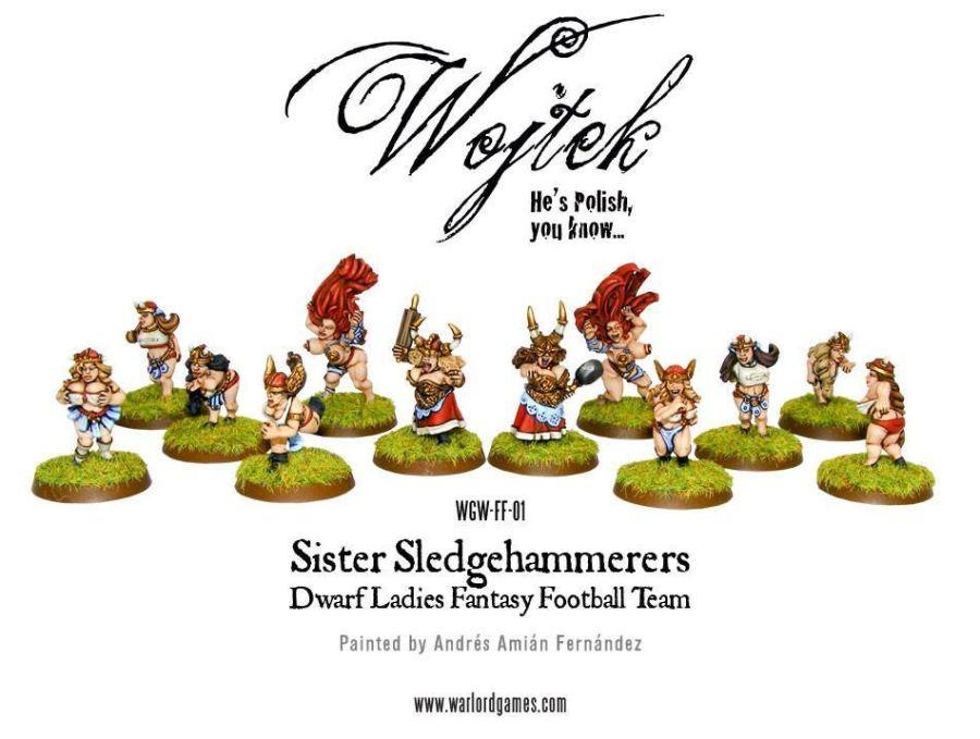 Sister Sledgehammerers