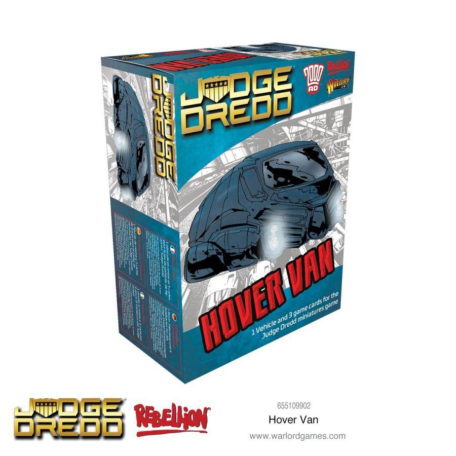 Judge Dredd : Hover Van