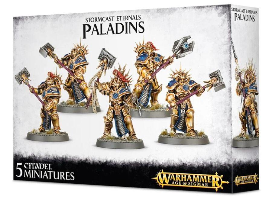 Stormcast Eternals DecimatorsPaladins