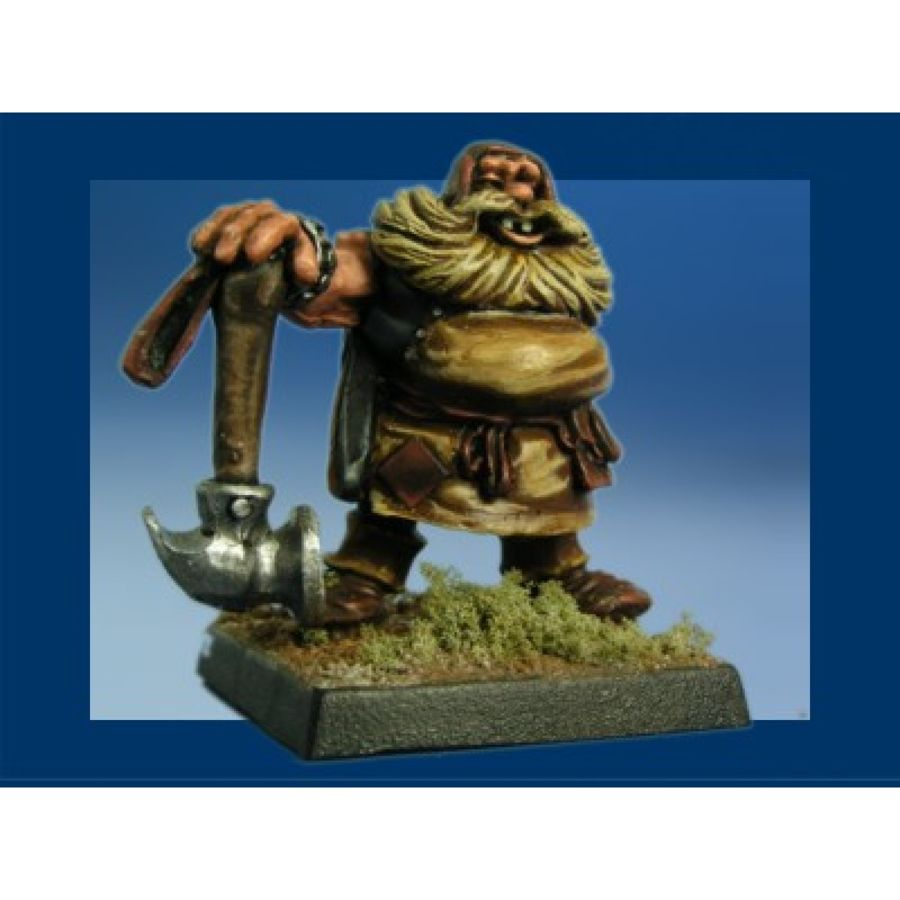 Dwarve Characters