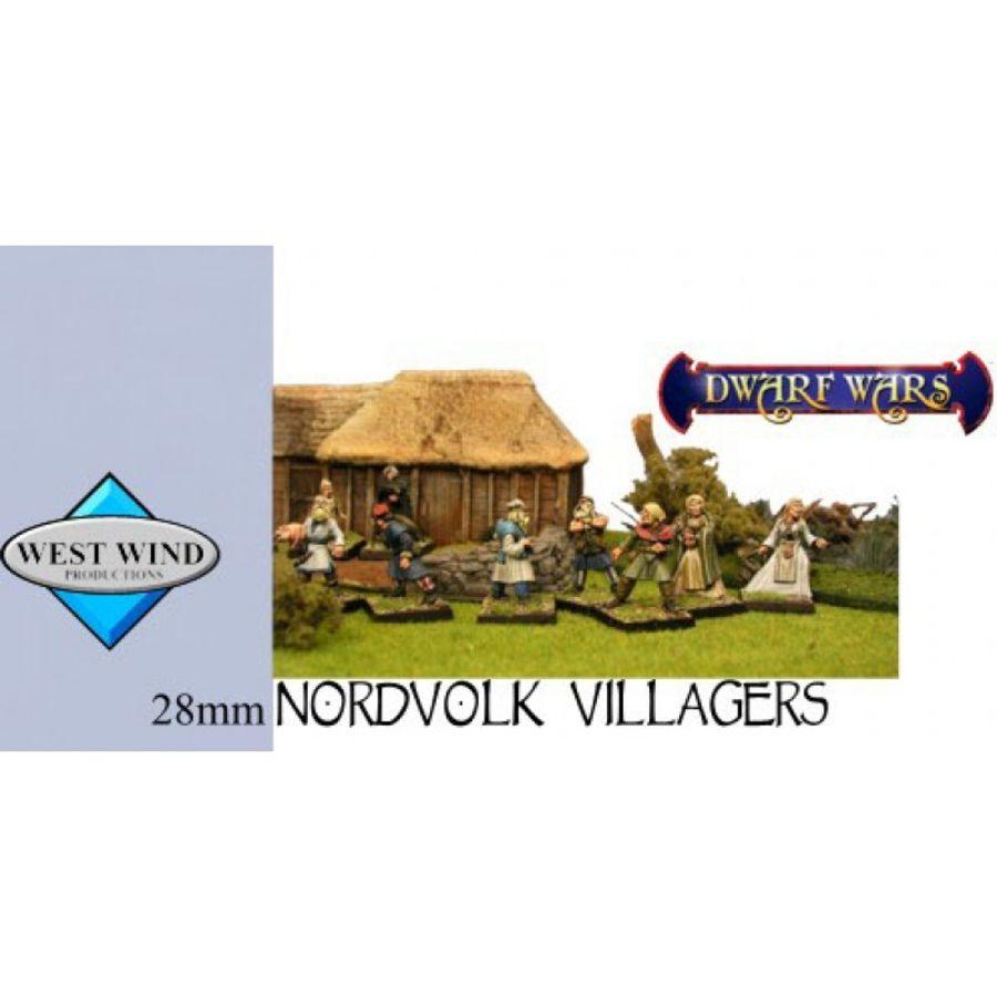 Nordvolk Unarmed Villagers