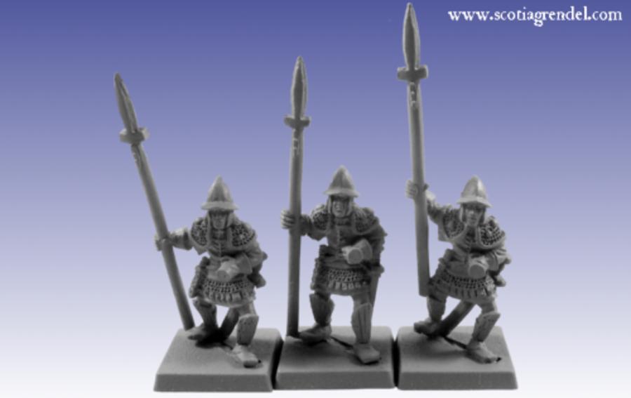 Western Spearmen I