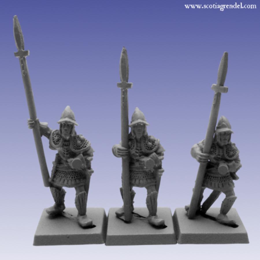 Western Spearmen II