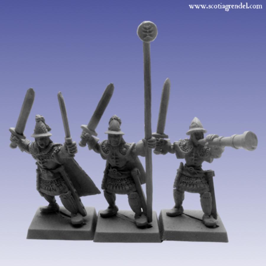 Western Spearmen Command