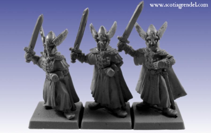 Western Swordmen I