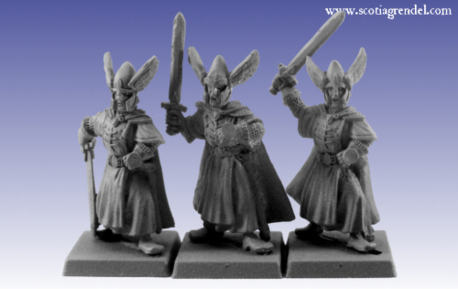 Western Swordsmen II