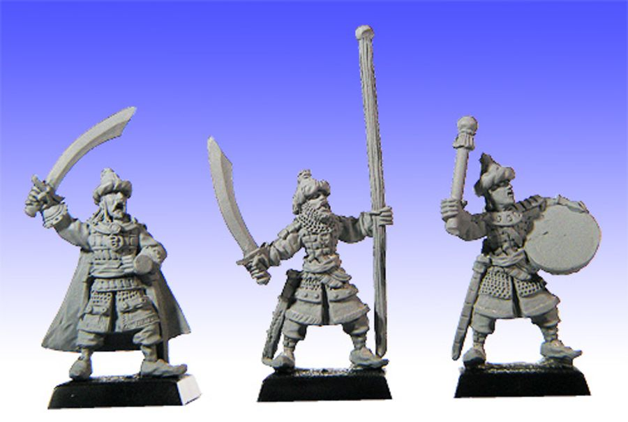 Southern Spearmen Command