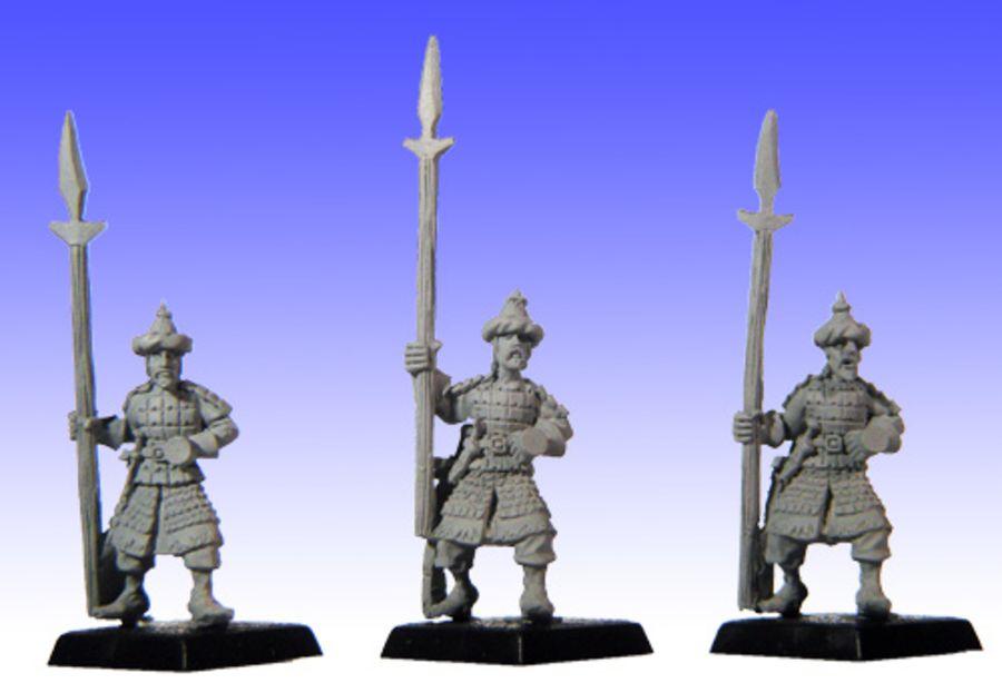 Southern Spearmen I