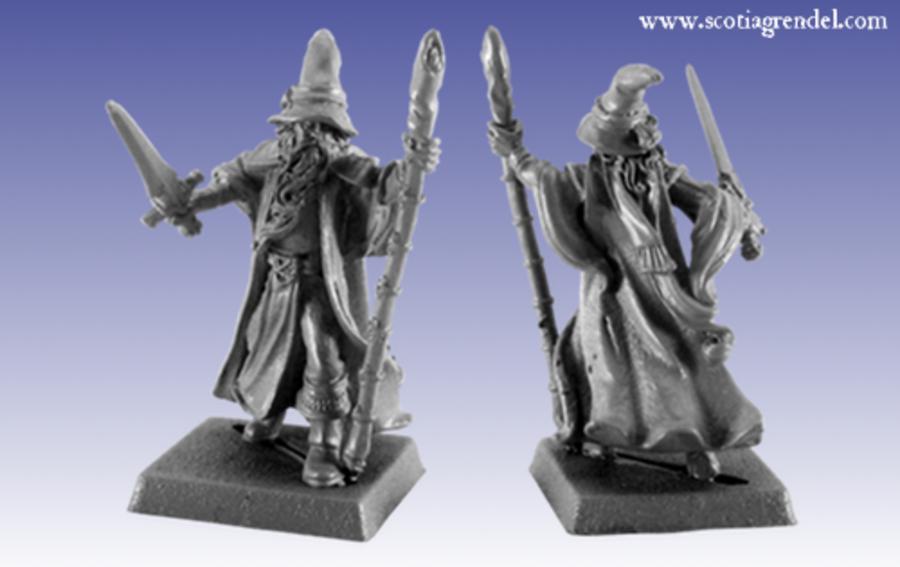 Godefridus the Wizard