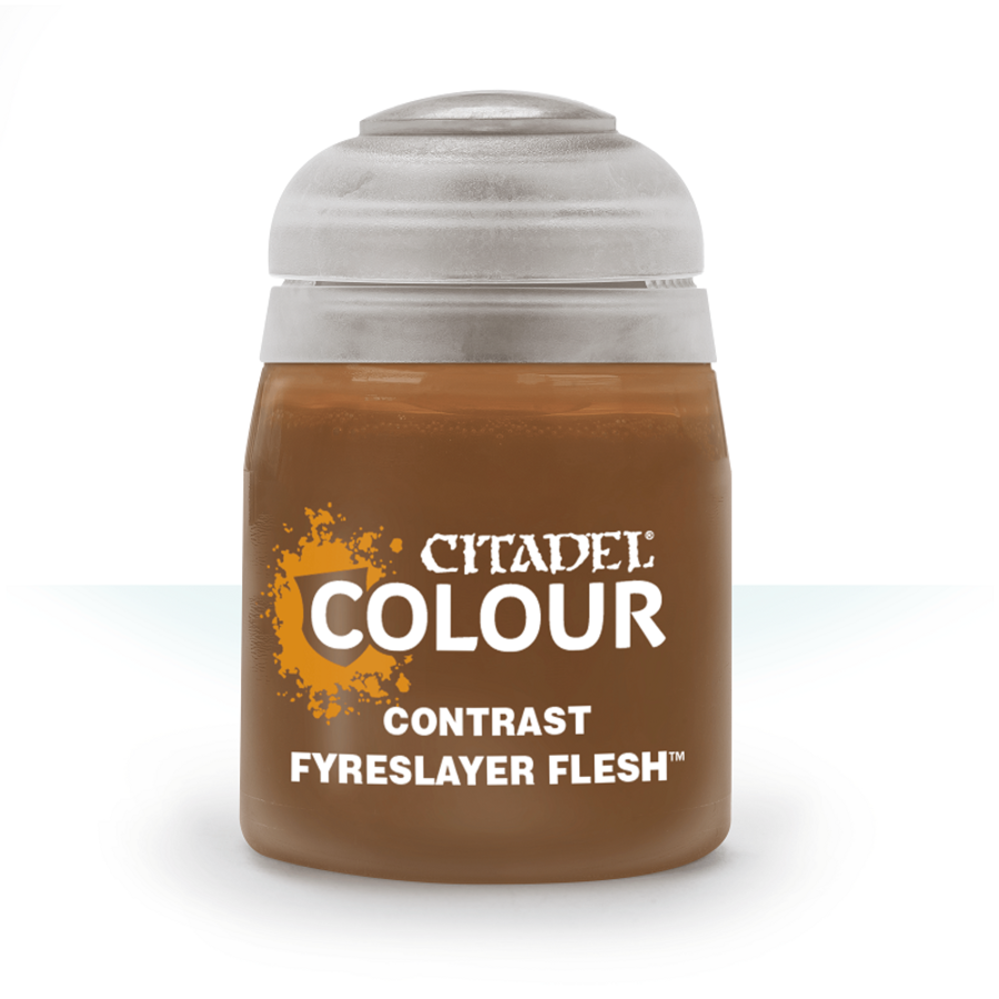 Contrast: Fyreslayer Flesh
