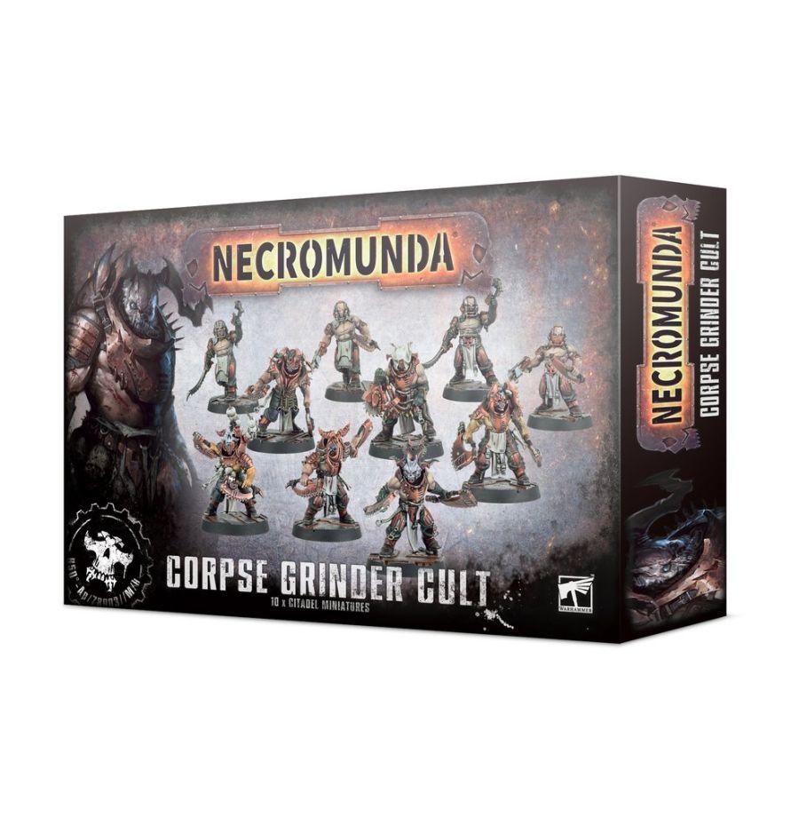Necromunda: Corpse Grinder Gang