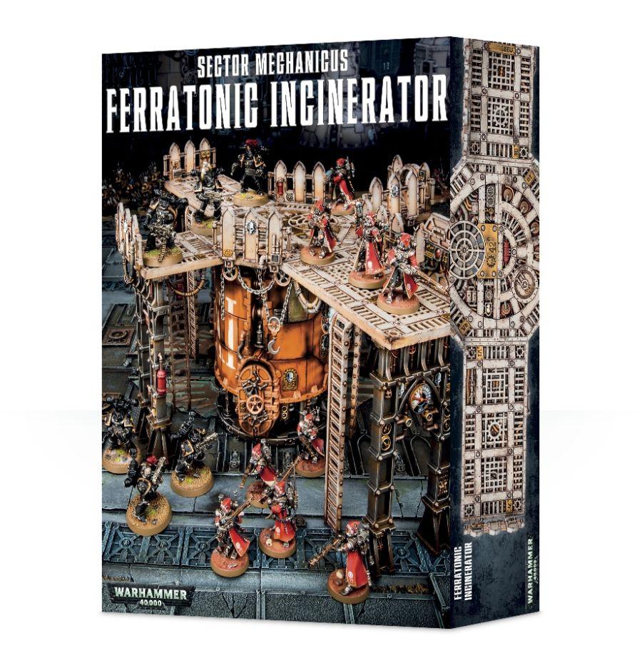 Sector Mechanicus Ferratonic Incinerator