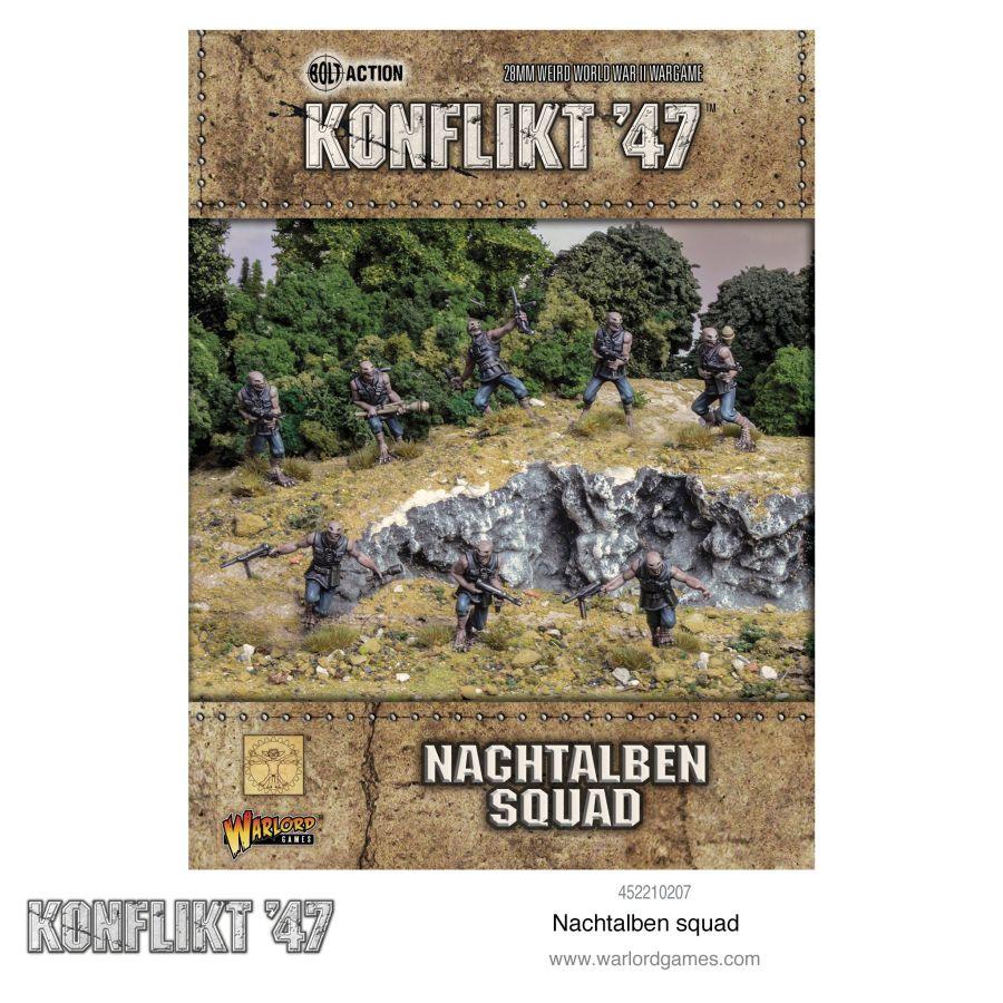Konflikt 47: Nachtalben squad