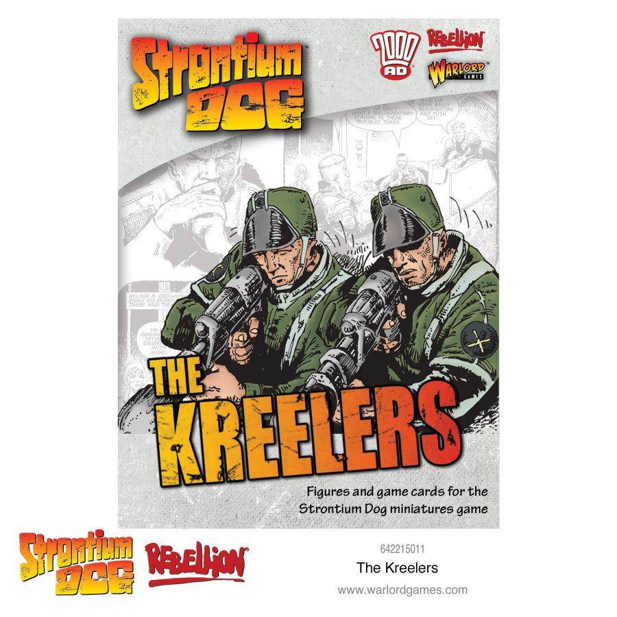 Strontium Dog: The Kreelers