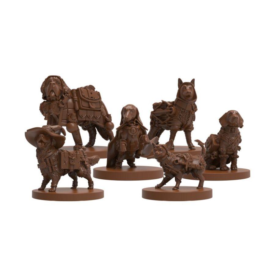 Dungeons & Doggies Vol 1