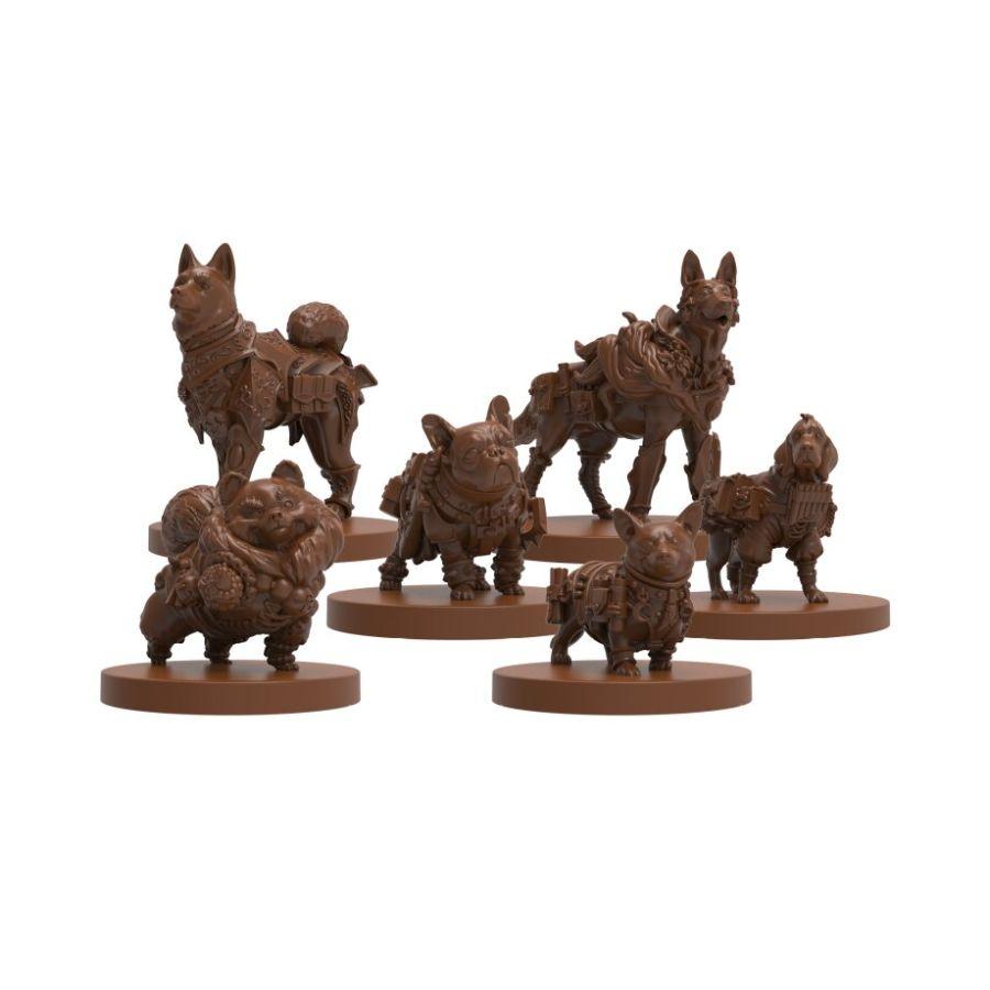 Dungeons & Doggies Vol 2