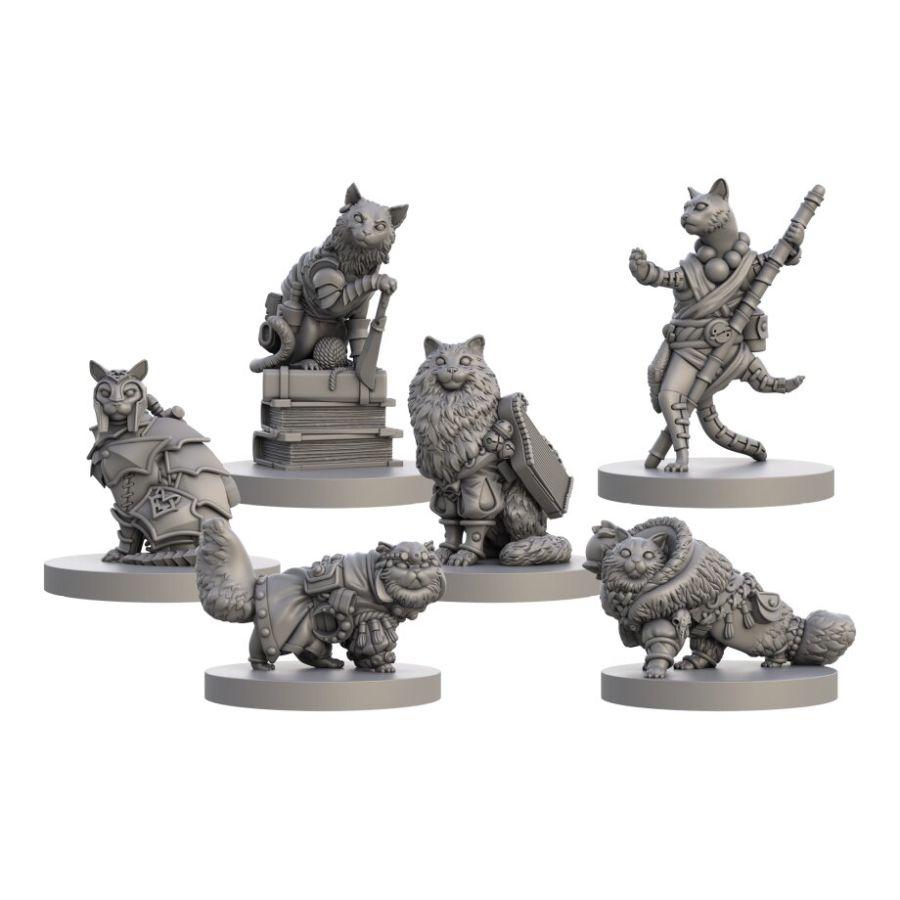 Cats & Catacombs Vol 2