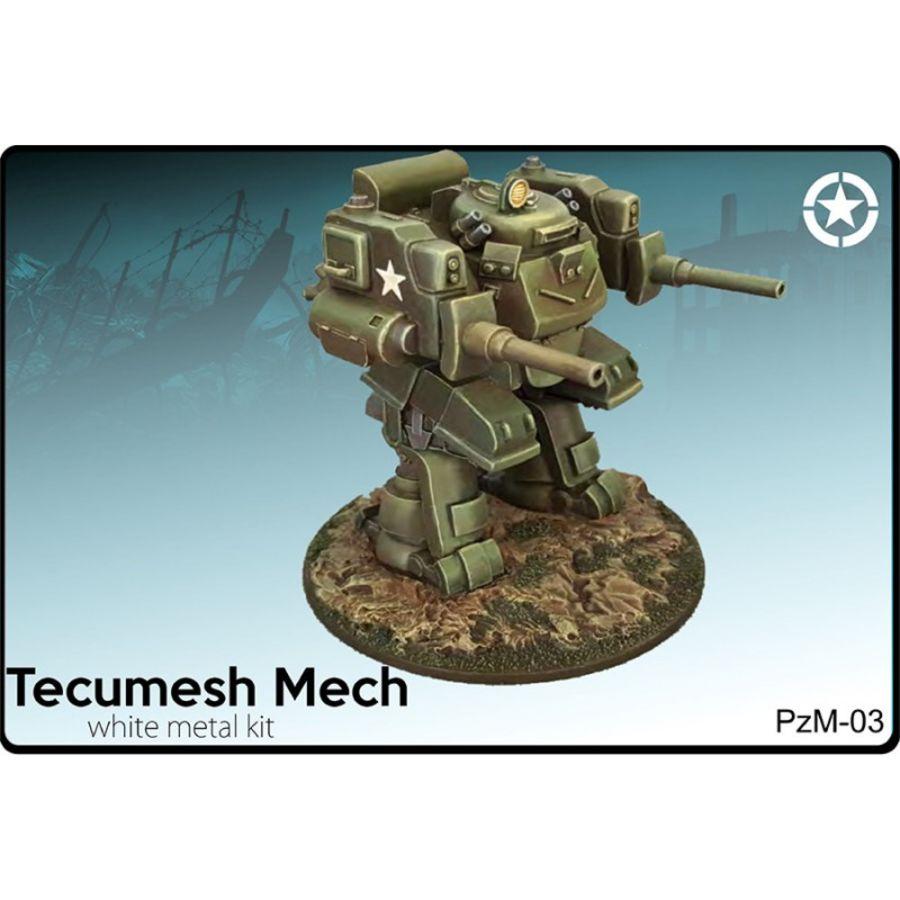 Tecumesh (Sherman) Mech