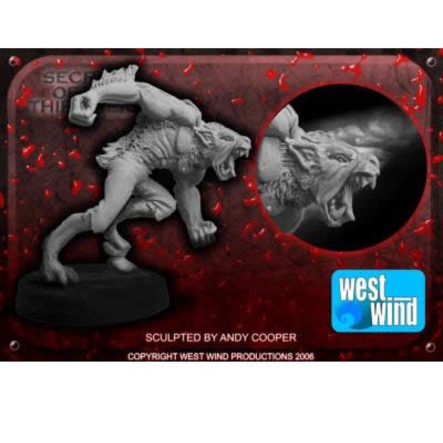 Jager Werewolf 'Mondheulen'