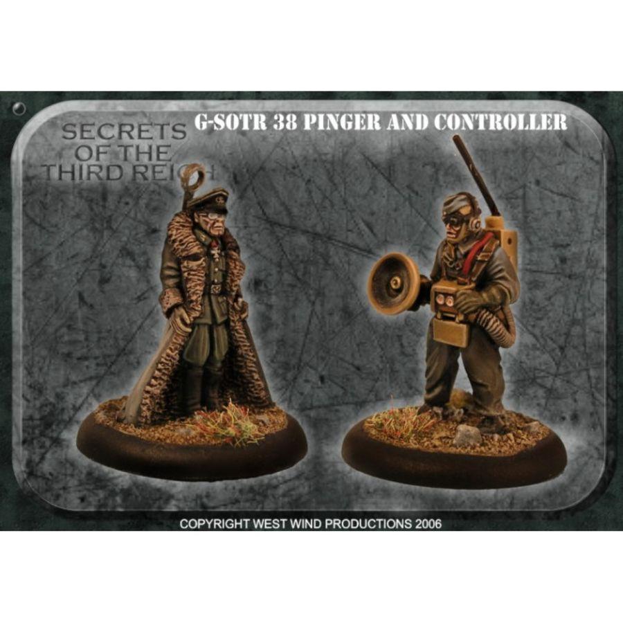 German Pinger & Controller