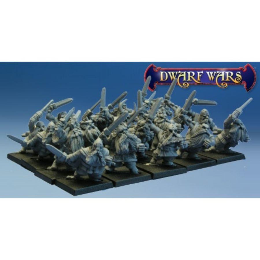 Dwarve Sword Regiment