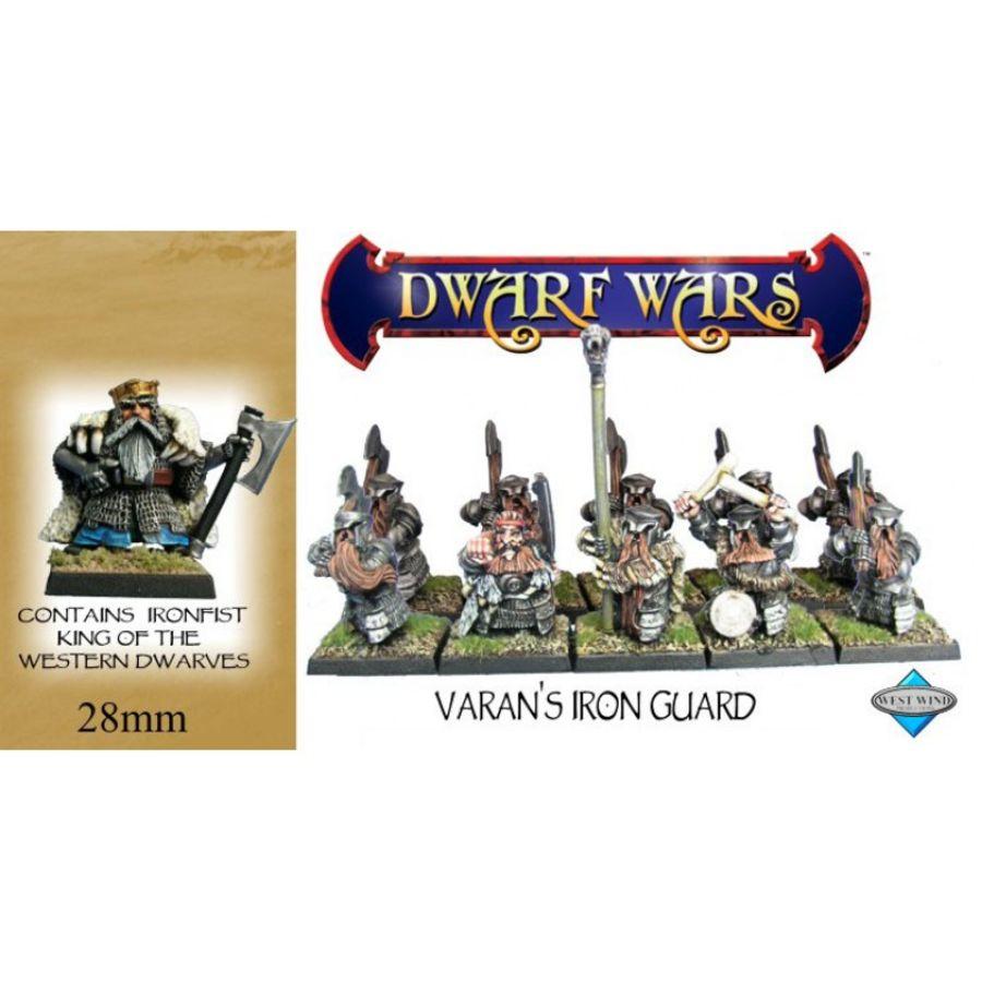 Varans Iron Guard (Ironfist Iron Guard Regiment)