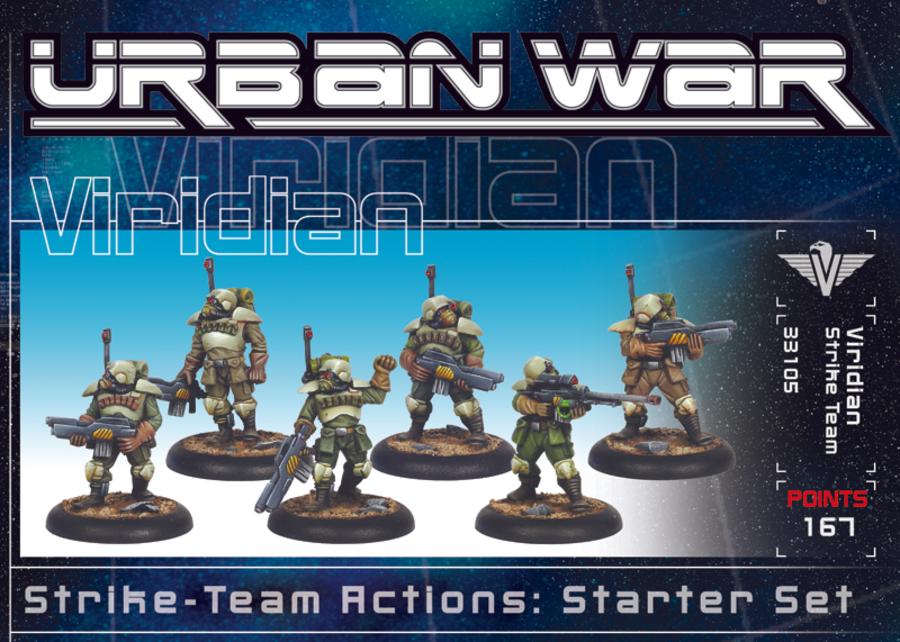 Viridian Strike Team