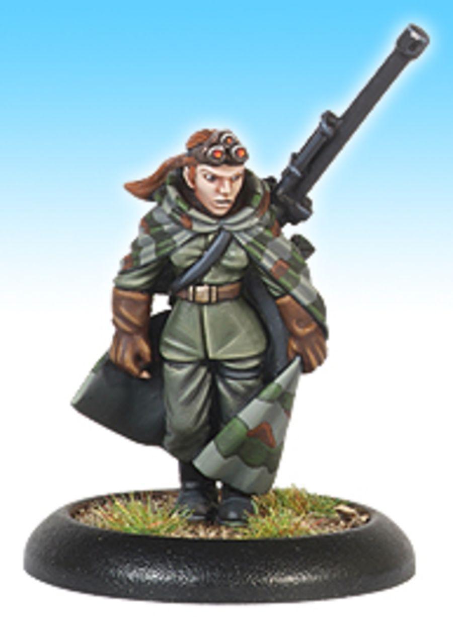 Viridian Sniper Veteran