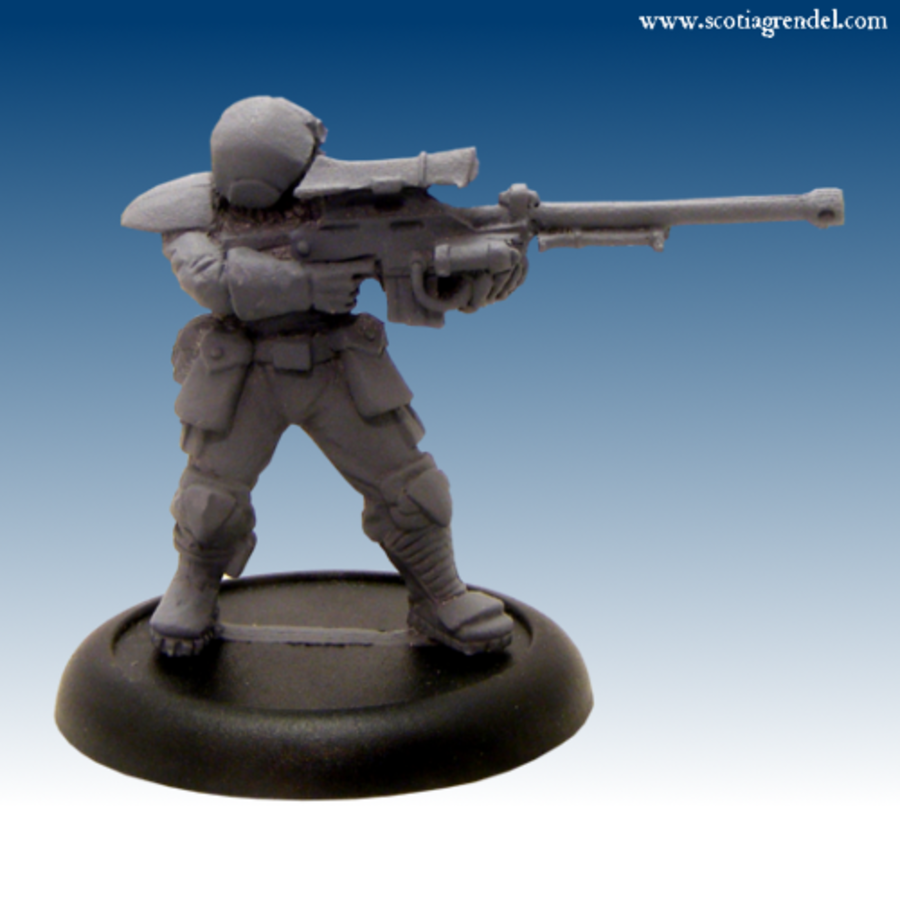 Viridian Marine Sniper