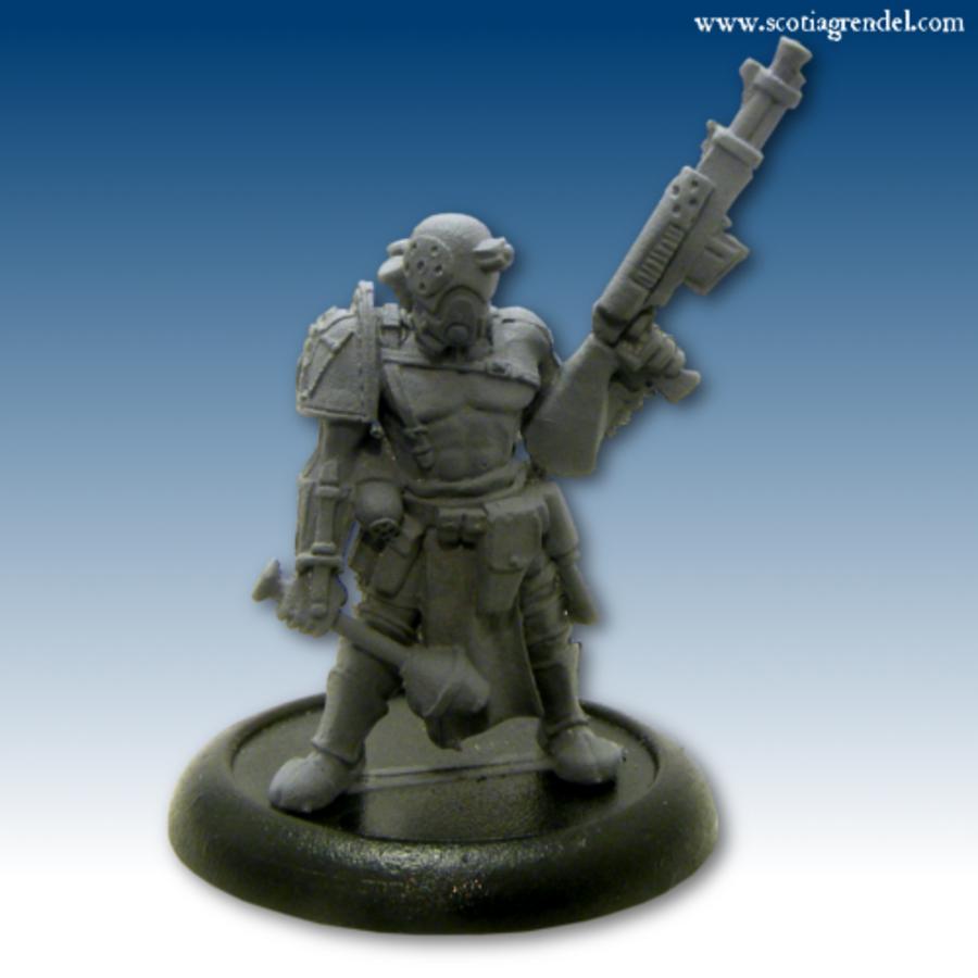 Gladiator  Vulcan Veteran Grenadier