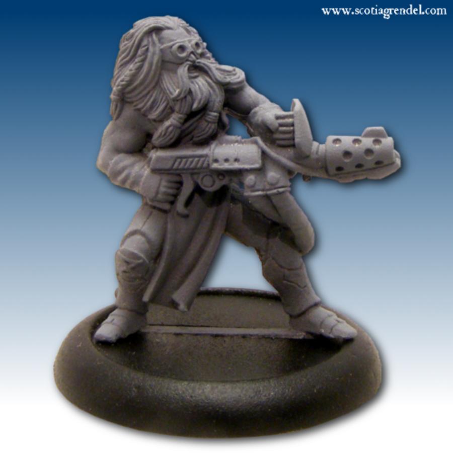 Gladiator Myrmillo Firing