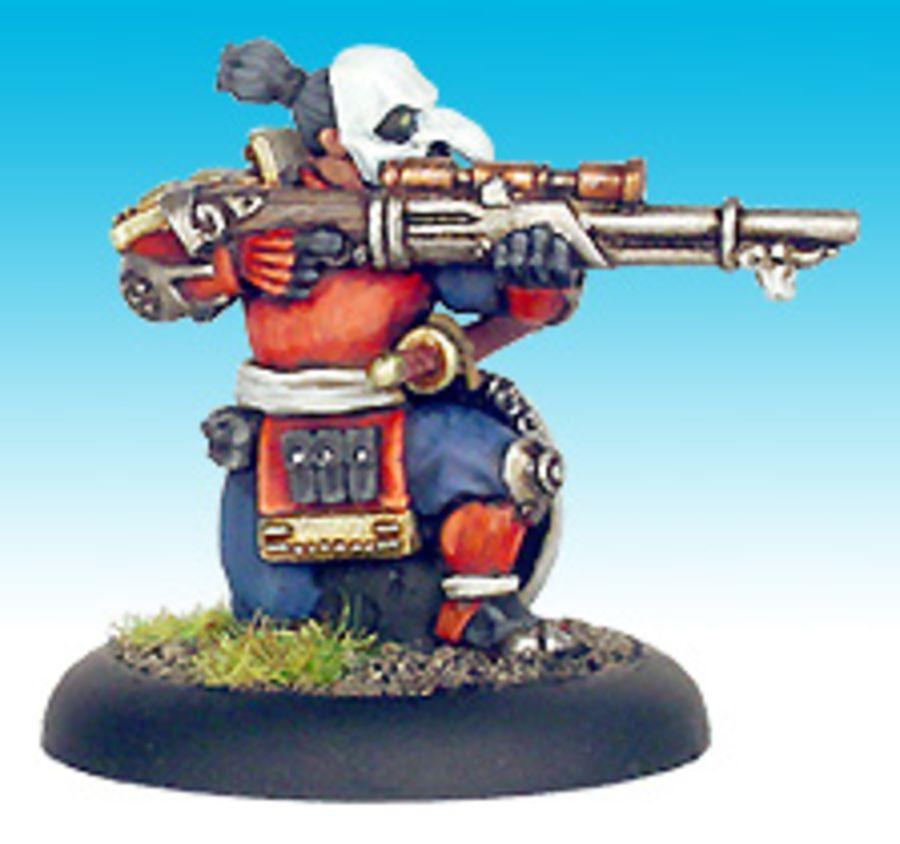 Triad Retainer Sniper