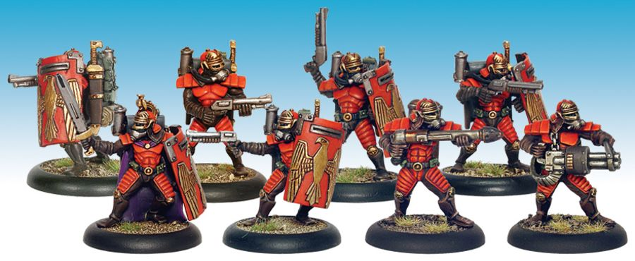 Junkers Legionaries